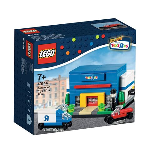 Where Can I Get A Toys R Us Gift Card - lego new mini modulars from toys r us 40141 40142 40143 40144 minifigure price guide
