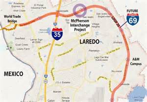 i 69 will run through laredo laredo sun