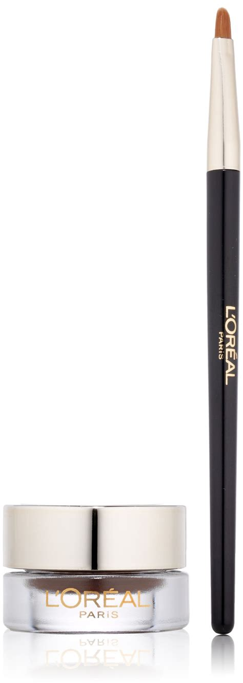 Loreal Infallible Gel Eyeliner l oreal infallible gel lacquer liner navy 0
