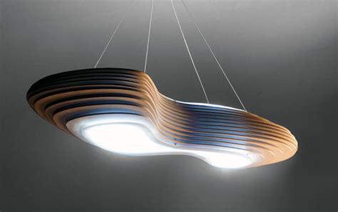 Organic Lighting Fixtures Techno Organic Lighting Yanko Design