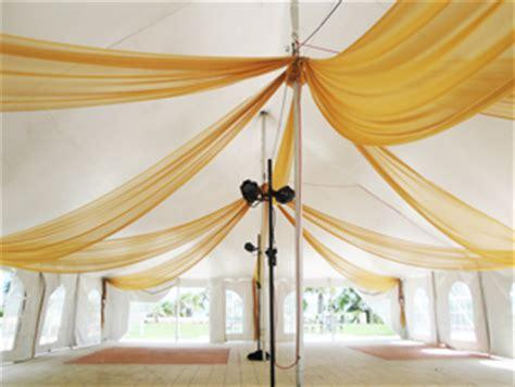 chiffon ceiling draping w drapings custom event draping chiffon ceiling