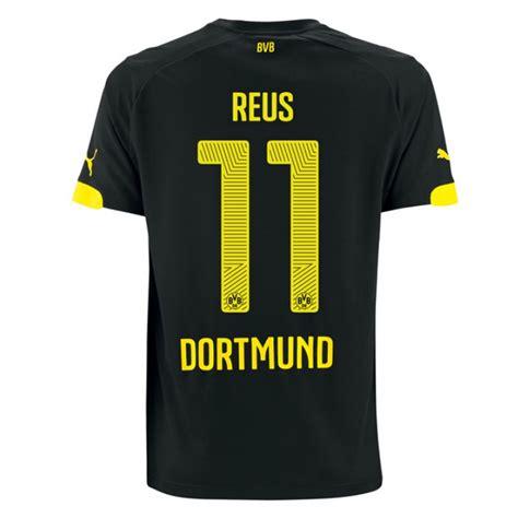 Jersey Dortmund Away borussia dortmund reus 11 14 15 away replica