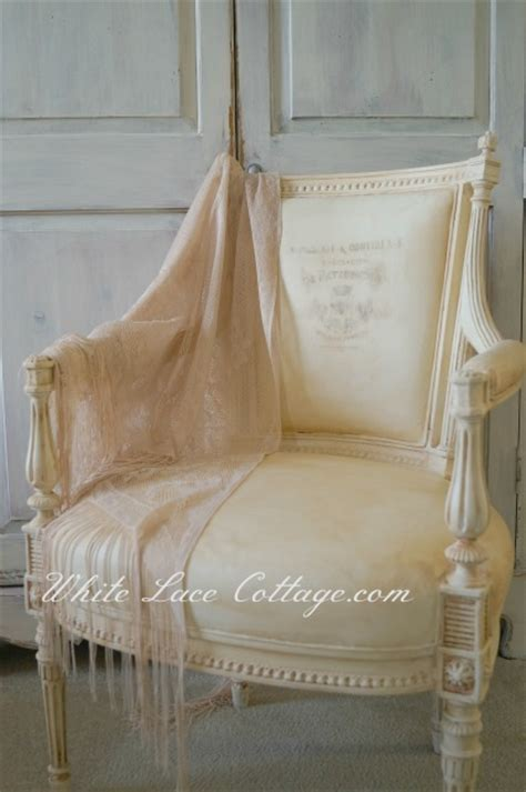 Lace Cottage by In The Bloglight White Lace Cottage