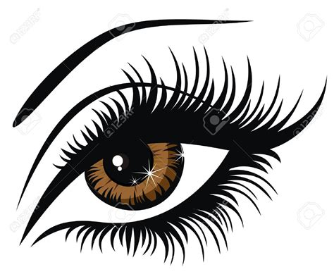 Car Wall Stickers sexy eyes animation clipart