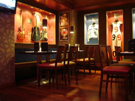 hard rock cafe glyfada  dimitris economou interiors