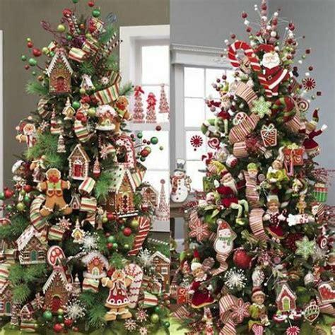 imagenes de adornos de arbol arreglos para el pino de navidad manualidades