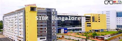 Executive Mba From Symbiosis Bangalore Review by Top Mba Colleges In Bangalore 2018 Fees Placements