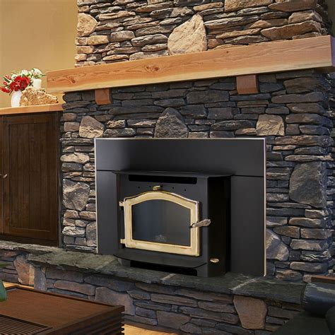 Gold Fireplace by Sequoia Fireplace Insert Wood Stove Insert By Kuma Stoves