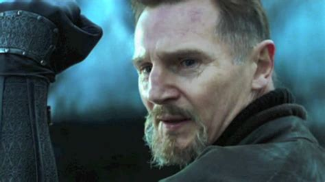 räs ra s al gul back from the dead liam neeson on set of the