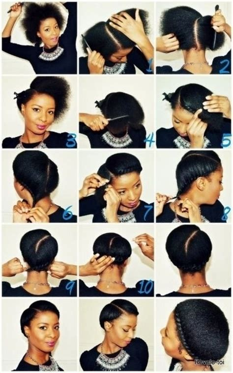 new braid tutorial the high braided crown hairstyle 14 fantastic hairstyle tutorials for short and naturally
