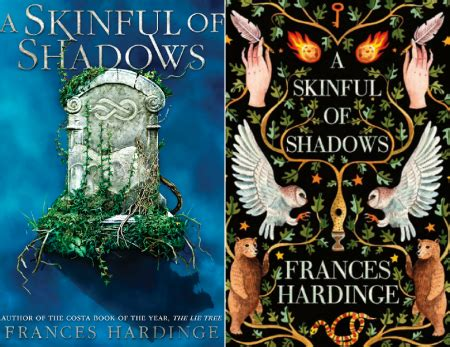 a skinful of shadows poll which a skinful of shadows cover do you prefer pique pique