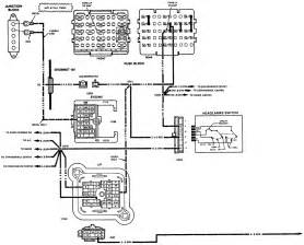 chevy silverado tail light wiring diagram chevy free