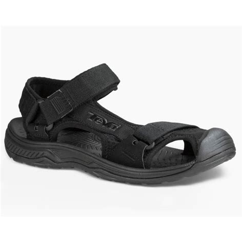 Sandal Outdoor Pro Magma Black sandals teva hurricane toe pro black black sport outdoor sk