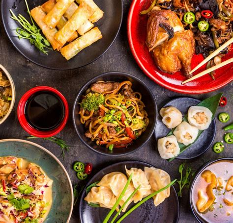piatti cucina cinese ricette cucina cinese facili e tradizionali