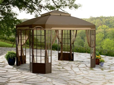 new garden oasis replacement canopy for bay window gazebo