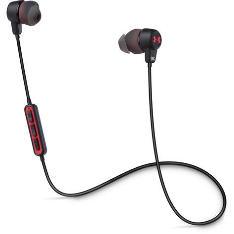 Headphones Wireless Jbl jbl armour wireless in ear headphones uajblwirelessb b h