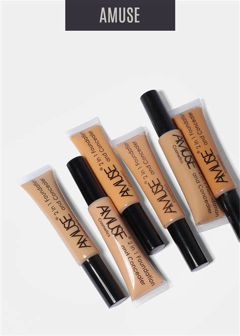 What Is Your Concealer 2 by Amuse Foundation Concealer Shop Miss A