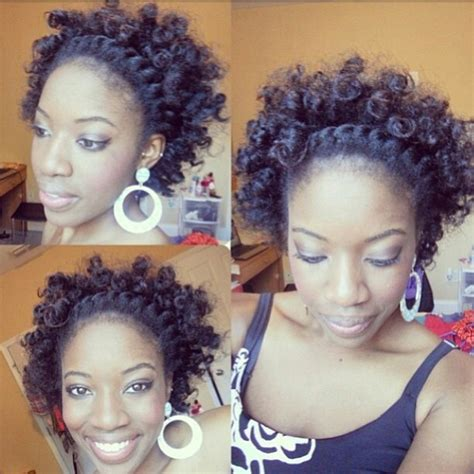 twist knots hair styles for natural hair flat twist in front with bantu knot out in back natural