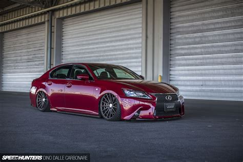 lexus slammed photo gallery slammed lexus gs f sport in japan lexus