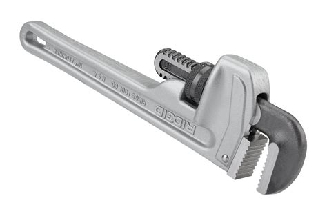 10 Inch Aluminum Pipe Wrench - ridgid 31090 model 810 aluminum pipe wrench 10