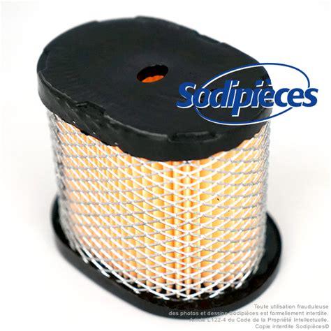 Filtre A 498 by Filtre 224 Air Pour B S 498596 690610