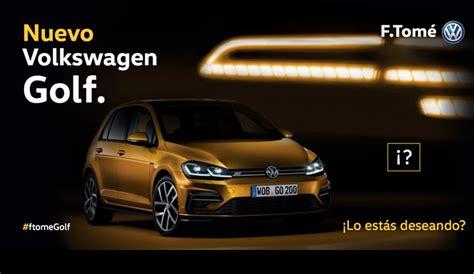 Vw Autocasion F Tome En Alcala De Henares by Te Invitamos A La Presentaci 243 N Nuevo Volkswagen Golf