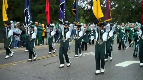 devour keep marching official music msu spartan marching band hd toughest band in the