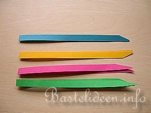 How To Make German Paper - bastelanleitung fr 246 belstern basteln teil 1