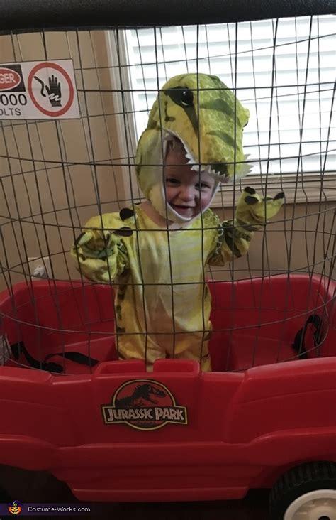baby  rex costume photo
