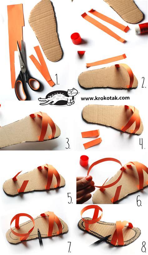 Design Your Own Sandals by Krokotak Design Your Own Sandals