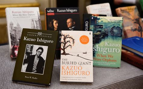 libro the buried giant remains of the day writer kazuo ishiguro wins nobel prize for literature toronto star