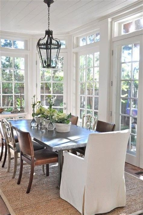 Sunroom Dining Room Sunrooms Dining Rooms And Window On Pinterest