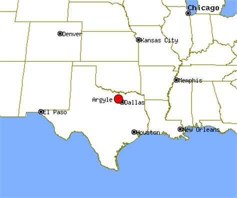 argyle texas map argyle profile argyle tx population crime map