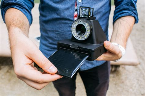 impossible polaroid impossible i 1 review a slick new for the polaroid