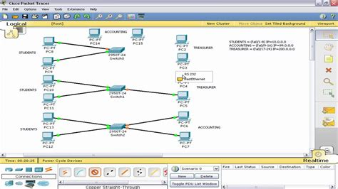 cisco packet tracer tutorial exles cisco switch vlan part 1 packet tracer tagalog tutorial