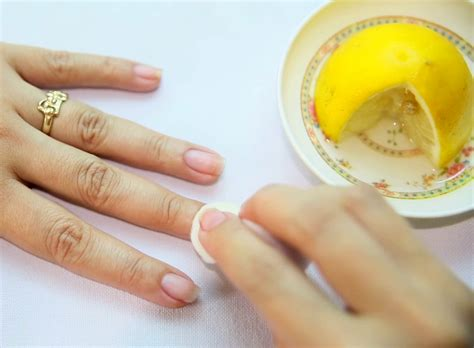 how to my at home how to care for your nails at home 4 steps with pictures