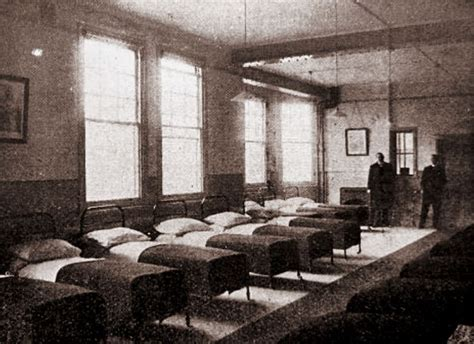 victorian dormitory   london workhouse workhouse