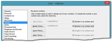 lync server 2013 using call me at with a lync enabled phone