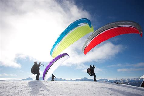 Swing Paragleiter by Axis 5 Swing Paragliders
