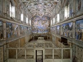 chapelle sixtine mus 233 es du vatican