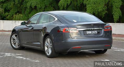 Model S 85 Tesla Driven Tesla Model S 85 Exclusive Drive Report