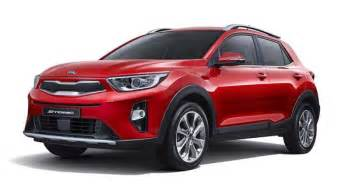 kia launches cheap small stonic suv aimed at buyers