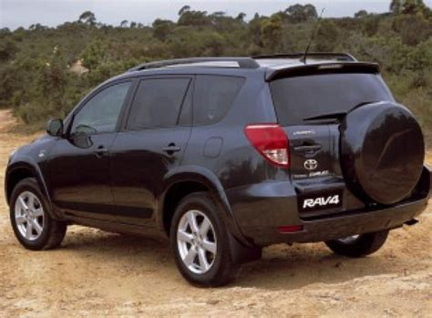 2006 Toyota Rav4 Value Toyota Rav4 2006 Reviews Prices Ratings With Various
