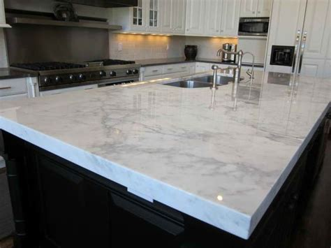 Are All Quartz Countertops The Same by Statuary Marble White Quartz Countertops Kitchen