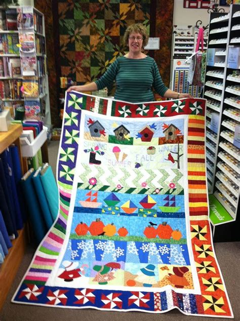 709 best row by row images on quilting ideas
