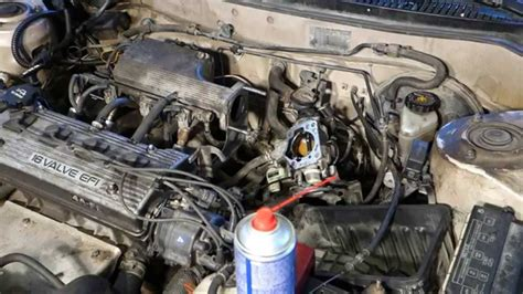 Soket Injektor Injector Toyota Great Corolla All New Corolla Soluna how to clean engine throttle toyota corolla years 1991 to 2002