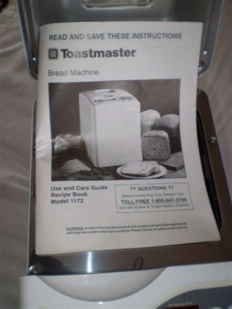 design factory bread maker manual toastmaster bread box model 1172 bread maker machine new