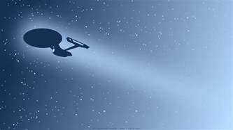 Minimalist Space by Star Trek Uss Enterprise Spaceship Minimalism Space