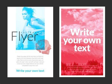 flyer template generator 17 best ideas about online flyer maker on pinterest free