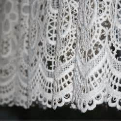white lace curtain up picture free photograph